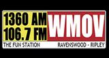 WMOV 1360AM – 106.7FM