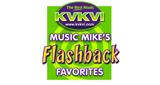 KVKVI – Music Mike's Flashback Favorites