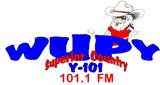 Y-101 – WUPY 101.1 FM