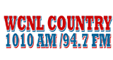 WCNL Country 1010 AM/94.7 FM