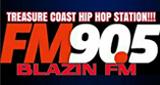 BLAZIN FM 90.5