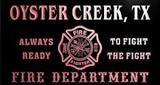 Oyster Creek Fire