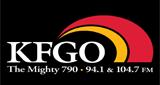 104.7 Duke FM — KMJO