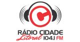 Rádio Cidade Litoral FM