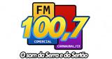 100.7 FM Comercial