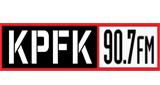 KPFK 90.7 FM