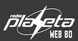 Radio PlanetA Web 80