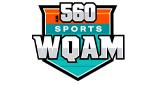 560 WQAM Sports Radio