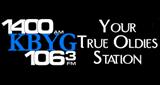 KBYG 1400 AM