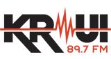 KRUI 89.7 FM