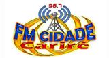 Rádio Cidade Cariré FM