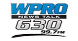News Talk 630 AM