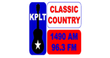 Classic Country KPLT 1490 AM