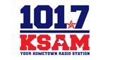 KSAM 101.7 FM