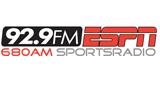 ESPN 92.9 FM /680 AM