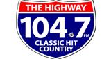 Highway 104.7 FM – WJSH