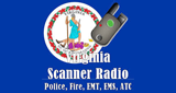 North East VA Counties Fire, VA State Police Divisions 1, 2, 3, 7
