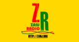 Zanj. Radio