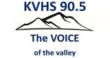 90.5 The Edge – KVHS