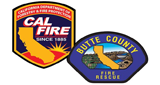 Chico and Paradise Fire, CalFire