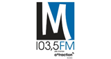 M 103.5 FM