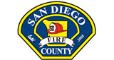 Rural San Diego County CAL FIRE and USFS