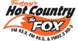 96.5 & 93.9 The Fox