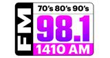 FM 98.1/1410 AM
