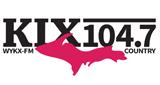WYKX 104.7