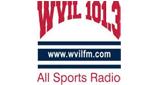 WVIL 101.3 FM – All Sports Radio