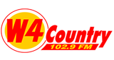 W4 Country 102.9 FM