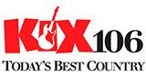 Kix 106 – WGKX