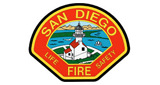San Diego City and Poway Fire