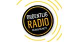 Ordentlig Radio