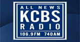 KCBS All News 740 AM & 106.9 FM
