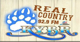 Real Country 92.9 FM – KYBR