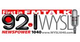 WYSL 92.1 FM/AM 1040