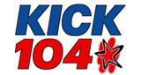 KICK 104 – KIQK 104.1 FM