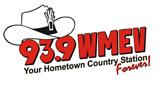 FM 94 – 93.9 WMEV-FM