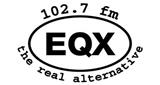 102.7 WEQX