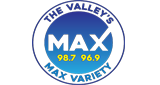 Max 98.7 & 96.9