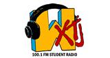 WXTJ 100.1 FM – Student Radio