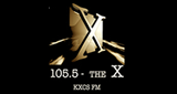 105.5 FM – The X