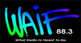 WAIF 88.3 FM