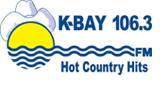 K-BAY 106.3 FM