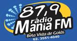 Rádio Mania Bv 87.9 FM