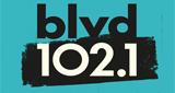 BLVD 102.1 FM