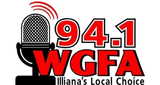 WGFA 94.1 FM & 1360 AM