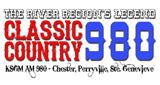 Classic Country 980 KSGM