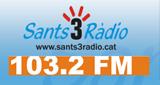 Sants 3 Ràdio 103.2 FM